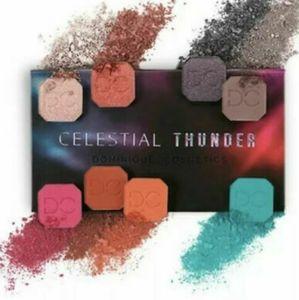 Nwot Dominique Cosmetics Celestial Thunder palette